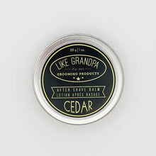 Cedar Scent Aftershave Balm | Like Grandpa Grooming Products - Labrador Supply Co.