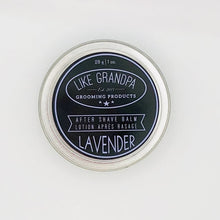 Lavender Scent Aftershave Balm | Like Grandpa Grooming Products - Labrador Supply Co.