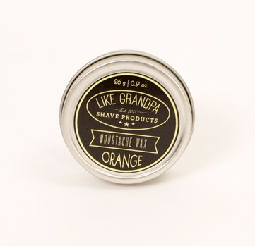 Moustache Wax | Like Grandpa - Labrador Supply Co.