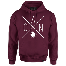 MADE IN CANADA - CAN HOODIE SWEATSHIRT - X DESIGN - UNISEX | Local Laundry - Labrador Supply Co.