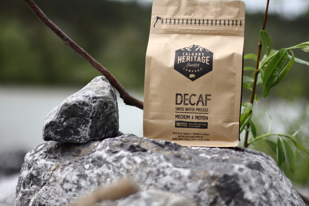 Peru Decaf Roast Coffee Beans | Calgary Heritage Roasting Company - Labrador Supply Co.