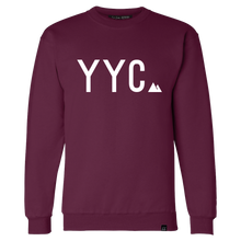 Bold YYC Calgary Crewneck Sweatshirt | Local Laundry - Labrador Supply Co.