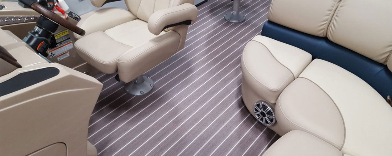Premier Pontoon Flooring Collection