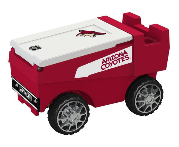 Arizona Coyotes Remote Control NHL Zamboni Cooler
