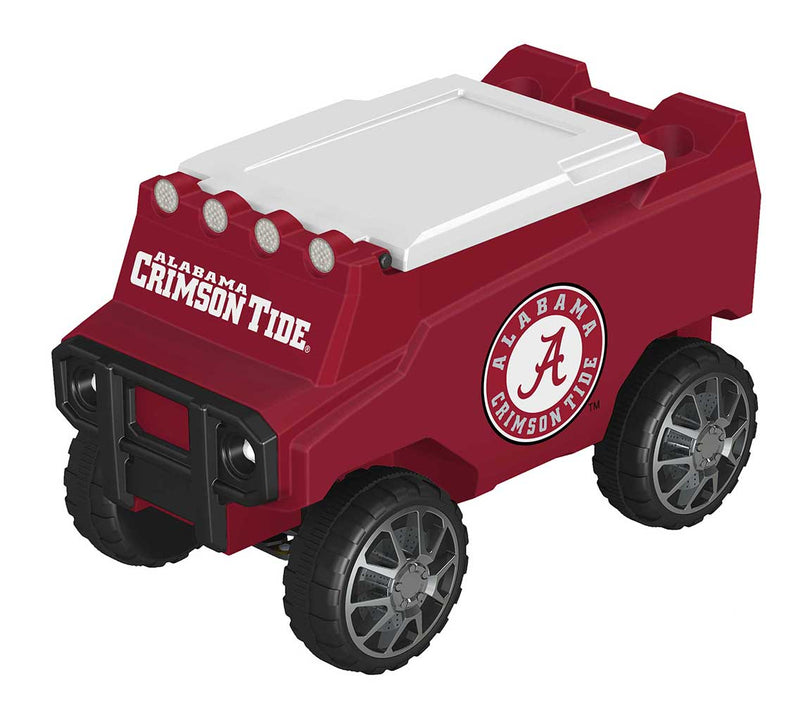 Alabama Cromson Tide Remote Control College Rover Cooler