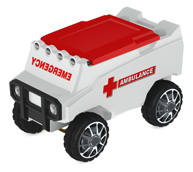 Ambulance Remote Control Rover Cooler