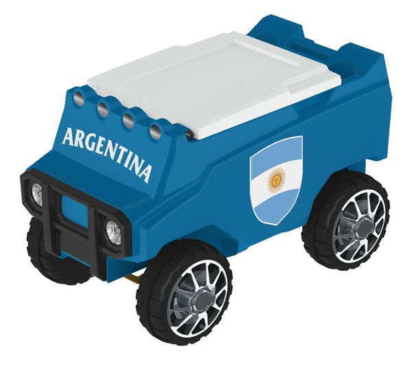 Argentina Remote Control Rover Cooler