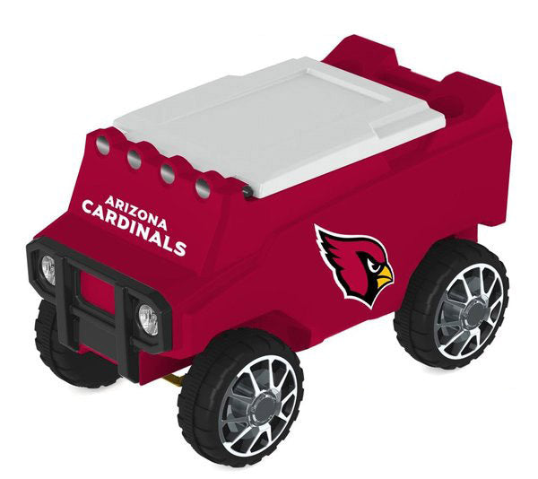 Arizona Cardinals Remote Control NFL Rover Cooler