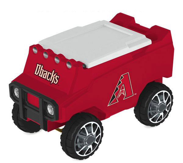 Arizona Diamondbacks Remote Control MLB Rover Cooler
