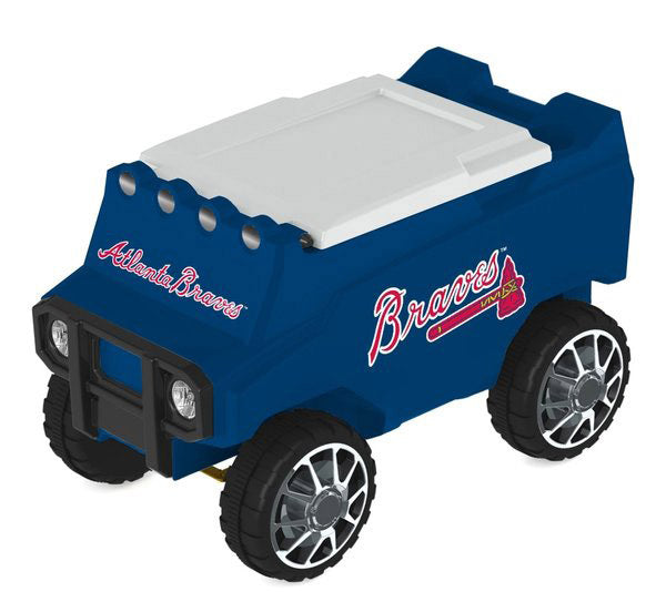 Atlanta Braves Remote Control MLB Rover Cooler