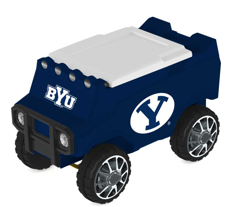 Brigham Young University (BYU) Remote Control College Rover Cooler
