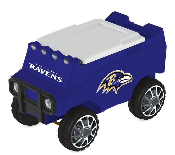 Baltimore Ravens RC NFL Rover Cooler