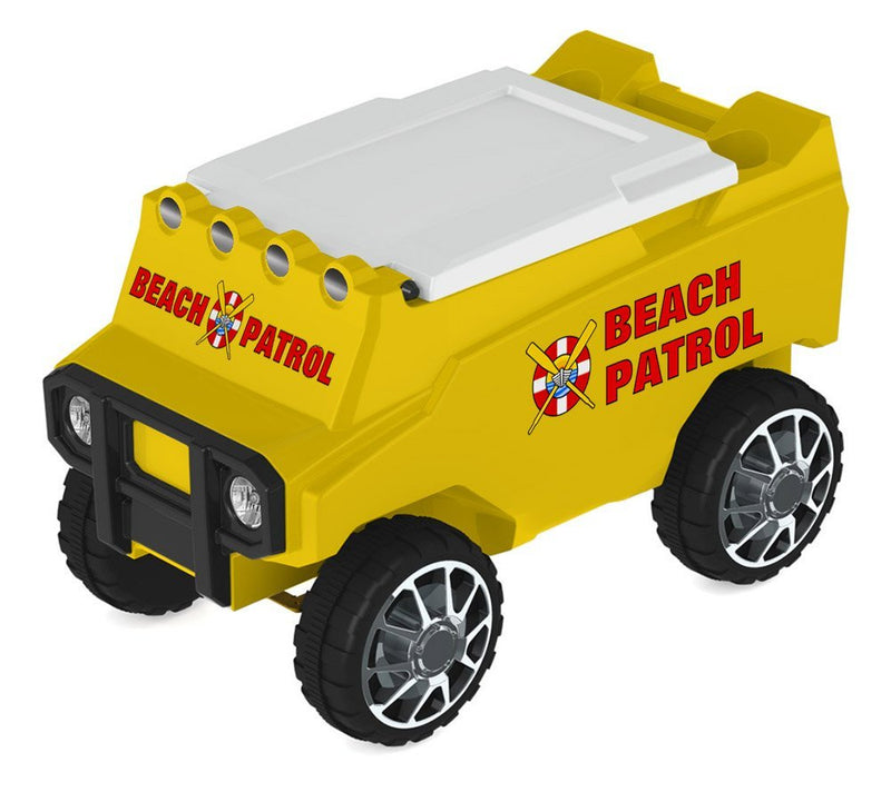 Beach RC Rover