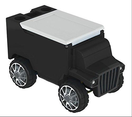 Remote Control Truck Cooler - Black