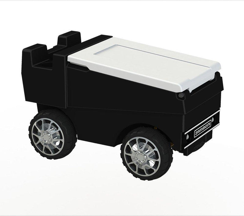 Remote Control Zamboni Cooler - Black