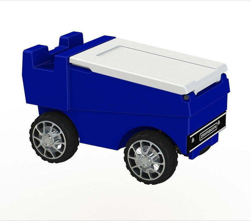 RC Zamboni Cooler - Blue