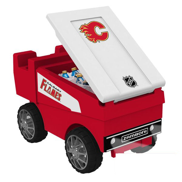 Calgary Flames RC NHL Rover Cooler