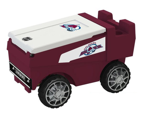 Colorado Avalanche RC NHL Zamboni Cooler