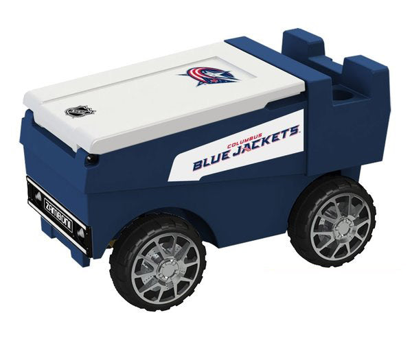 Columbus Blue Jackets RC NHL Zamboni Cooler