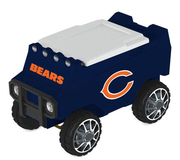 Chicago Bears Remote Control NFL Rover Cooler