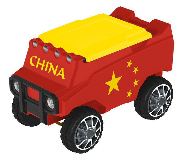 China Remote Control Rover Cooler