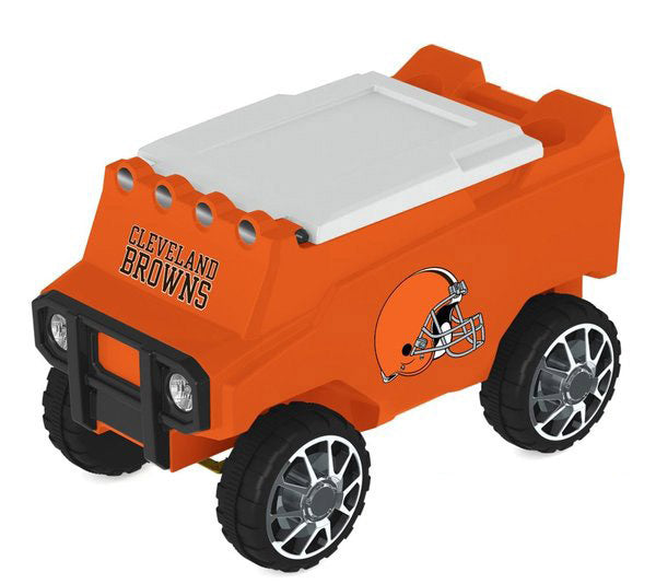 Cleveland Browns Remote Control NFL Rover Cooler