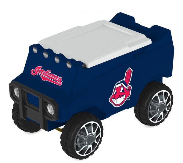 Cleveland Indians Remote Control MLB Rover Cooler