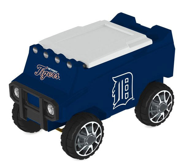 Detroit Tigers Remote Control MLB Rover Cooler