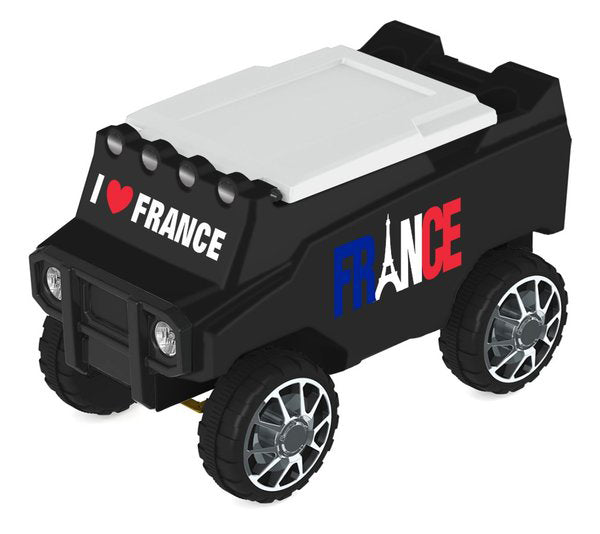France Remote Control Rover Cooler