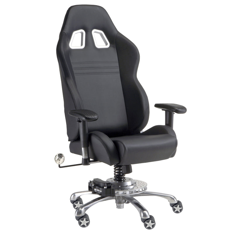 PitStop GT Office Chair BLACK