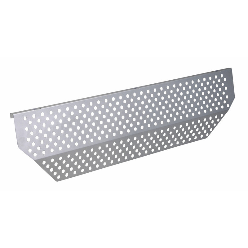 PitStop GT Spoiler Desk Privacy Screen SILVER