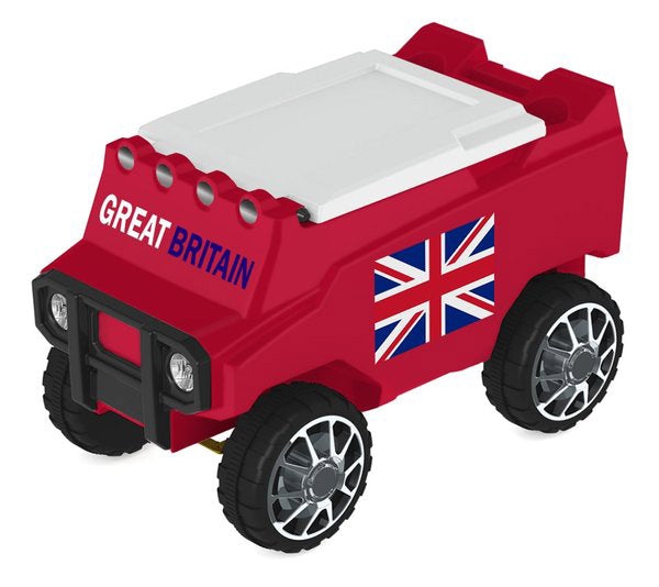 Great Britain Remote Control Rover Cooler