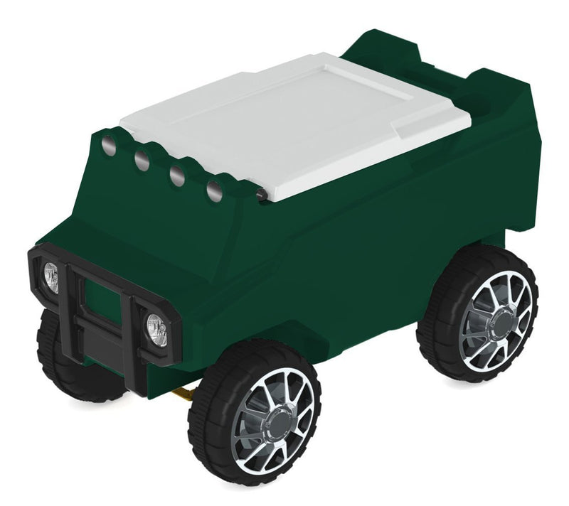 Remote Control Rover Cooler - Green