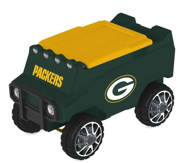 Green Bay Packers Remote Control NFL Rover Cooler