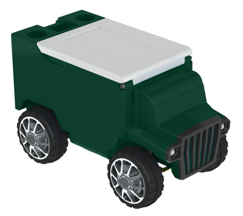 Remote Control Truck Cooler - Green