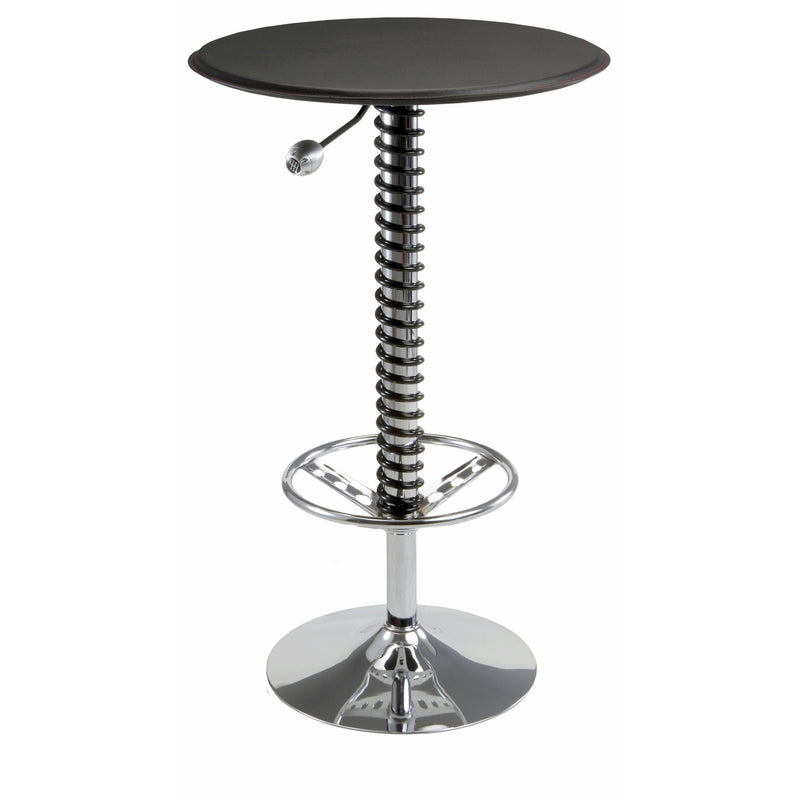 PitStop Pit Crew Bar Table BLACK