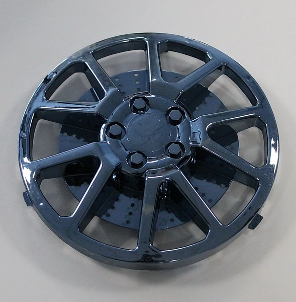 Hubcap Set - Blue