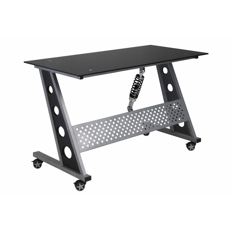 PitStop Compact Desk BLACK