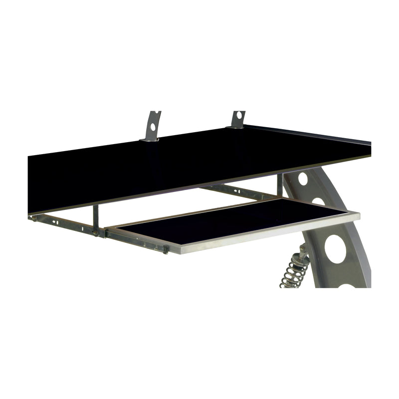 PitStop GT Spoiler Desk Pull Out Tray BLACK