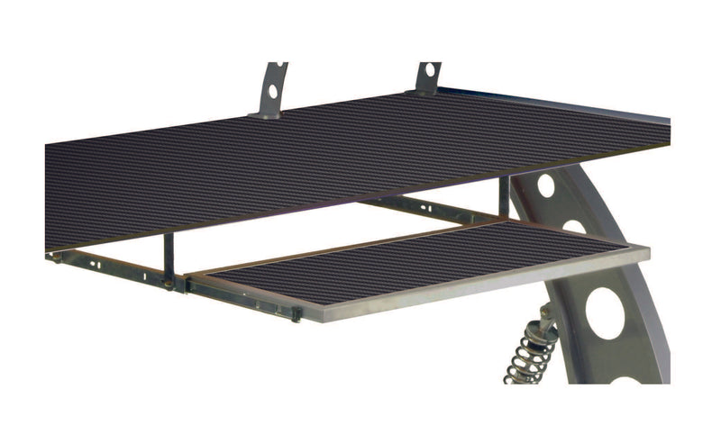 PitStop GT Spoiler Desk Pull Out Tray CARBON FIBER STYLE