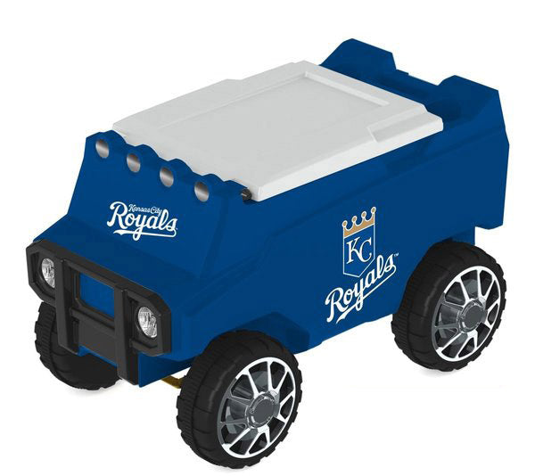 Kansas City Royals Remote Control MLB Rover Cooler