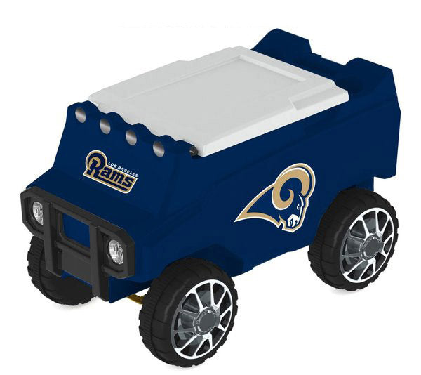 Los Angeles Rams Remote Control NFL Rover Cooler
