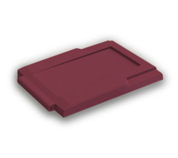 RC Cooler Replacement Lid - Maroon