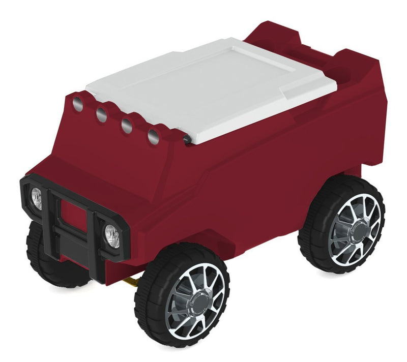 RC Rover Cooler - Maroon