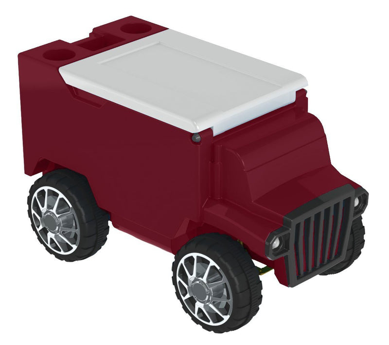 Remote Control Truck Cooler - Maroon
