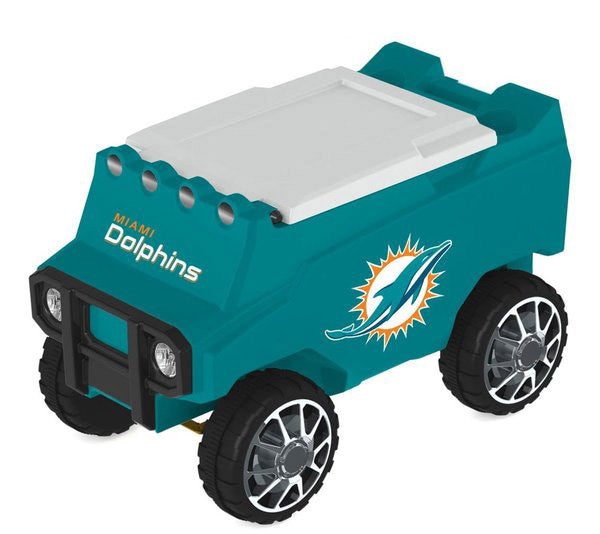 Miami Dolphins Remote Control NFL Rover Cooler
