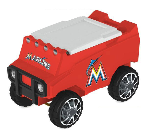 Miami Marlins Remote Control MLB Rover Cooler
