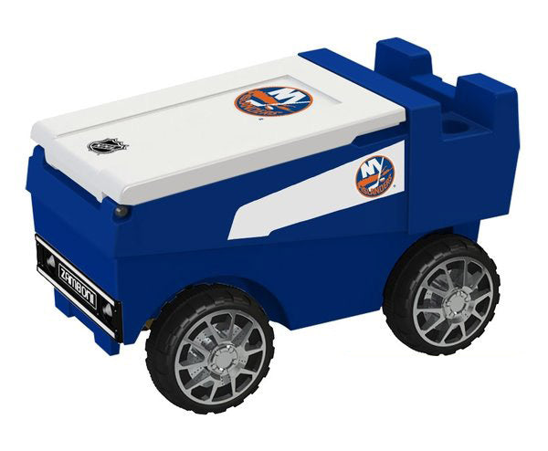 New York Islanders Remote Control NHL Zamboni Cooler