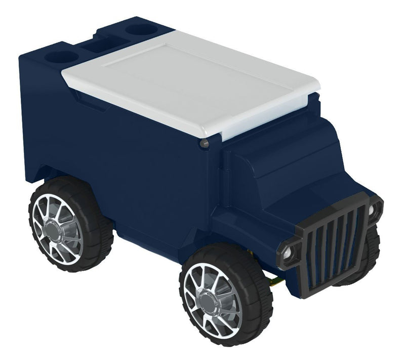 Remote Control Truck Cooler - Navy