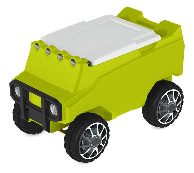 Remote Control Rover Cooler - Neon Yellow
